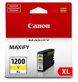 Canon INK TANK-CANON #PGI1200XLY YELLOW HIGH YIELD -9198B001