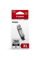 Canon INK TANK-CANON #280XL PIGMENT BLACK HIGH YIELD