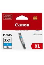 Canon INK TANK-CANON #281XL CYAN HIGH YIELD