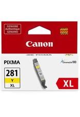 Canon INK TANK-CANON #281XL YELLOW HIGH YIELD