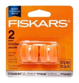 Fiskars PAPER TRIMMER BLADE-FISKARS SURECUT TRIPLE-TRACK TITANIUM