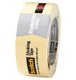 3M TAPE-MASKING, GENERAL PURPOSE 48MMX55M