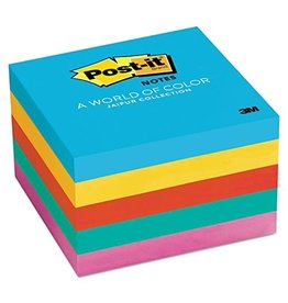 Post-it NOTES-POST-IT, 3X3 JAIPUR COLLECTION
