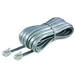Artistic Products TELEPHONE LINE CORD-25' 6-CONDUCTOR