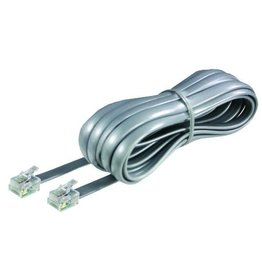 Artistic Products TELEPHONE LINE CORD-15'  6-CONDUCTOR