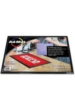 "Artistic Products COUNTER MAT-ADMAT 11""X17""  BLACK/CLEAR"