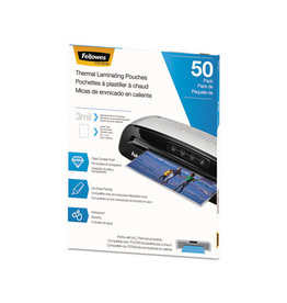 Fellowes LAMINATING POUCH-LETTER, 3MIL 50/PACK