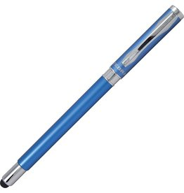 Zebra Pen STYLUS PEN-Z-1000 CAPPED 1.0MM BALLPOINT BLUE/BLACK INK