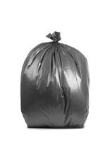 Ralston BAGS-GARBAGE, ECOLOGO 35X50 BLACK EXTRA STRONG, 100/CTN