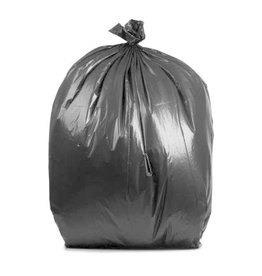 Ralston BAGS-GARBAGE, ECOLOGO 35X50 BLACK EXTRA STRONG, 100/CTN