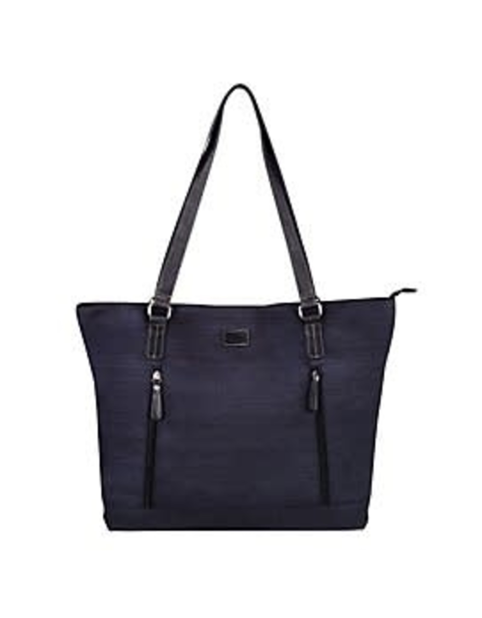 Roots BUSINESS TOTE-ROOTS SATCHEL, LADIES, GREY