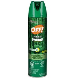 S.C. Johnson INSECT REPELLENT-OFF DEEP WOODS 230G