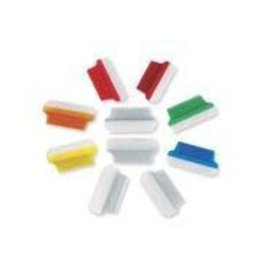 TOPS Products TABS-SELF-ADHESIVE, 1.5'' ASSORTED COLOURS