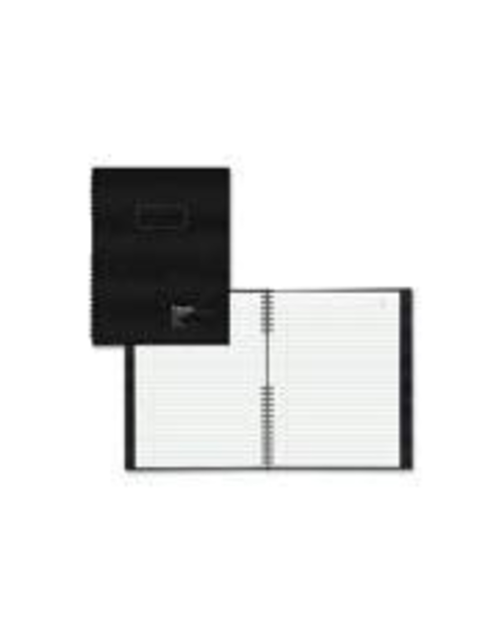 Blueline ACCOUNT BOOK-COILPRO, 200 PAGE WHITE 10.25X7-11/16 RECORD
