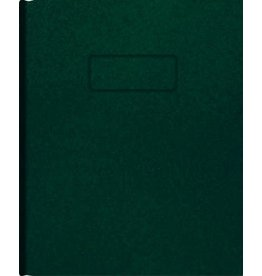 Blueline NOTEBOOK-NOTEPRO, 192 PAGE 9.25X7.25 GREEN