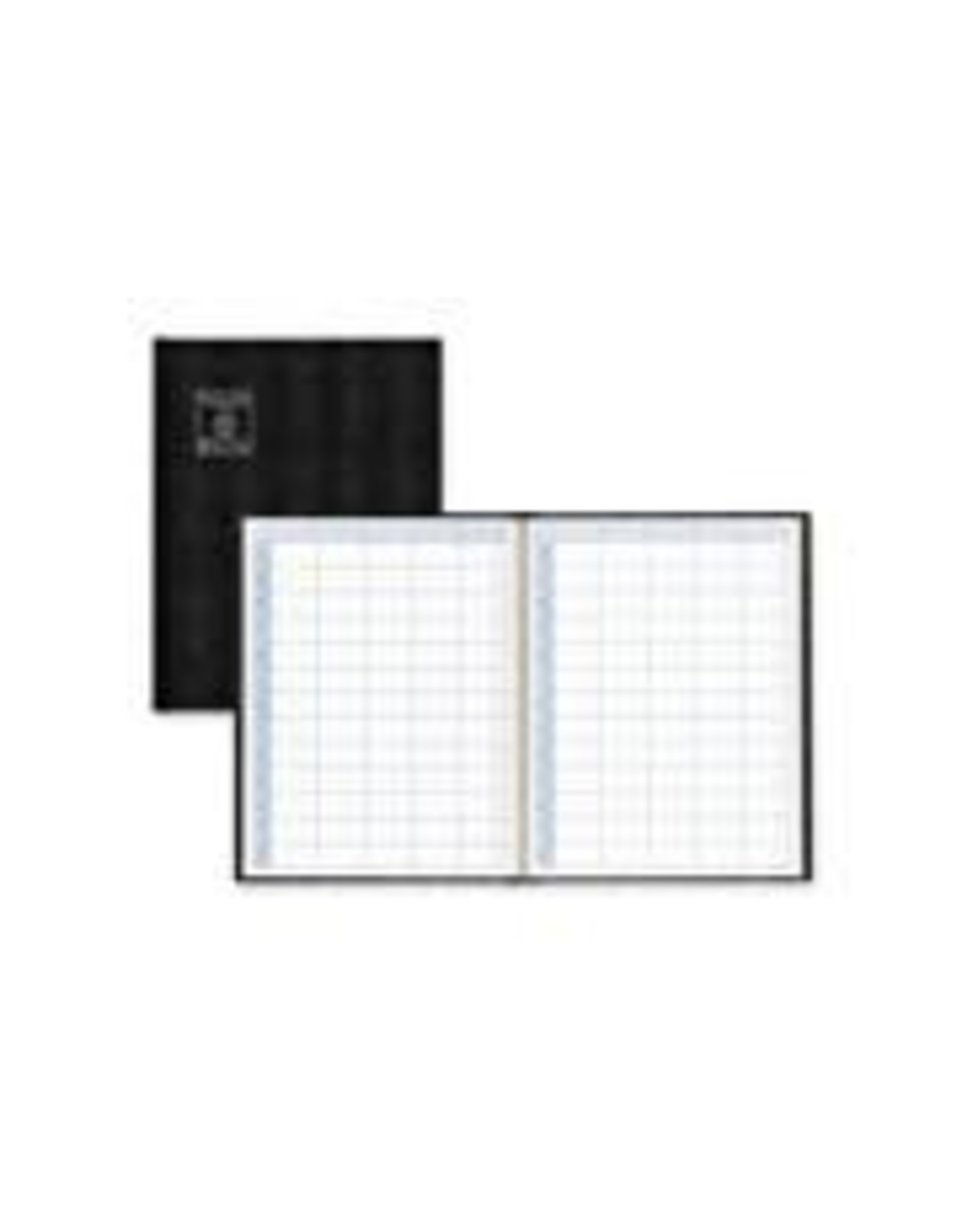 Blueline APPOINTMENT BOOK-PERPETUAL DAILY HARD 11X8.5 150 PAGE BLACK