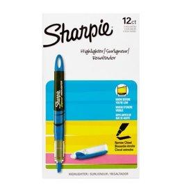 Sharpie HIGHLIGHTER-SHARPIE LIQUID, FLUORESCENT BLUE