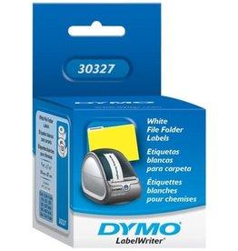 Dymo LABELS-DYMO LABELWRITER, FILE FOLDER 9/16X3-7/16, 260/PK