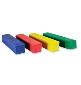 Dixon MODELLING CLAY 1LB. ASSORTED (RED,BLUE,GREEN,YELLOW)