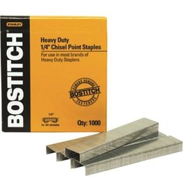 "Bostitch STAPLES-HEAVY DUTY SB35 1/4"" LEG -SB35 1/4-1M"