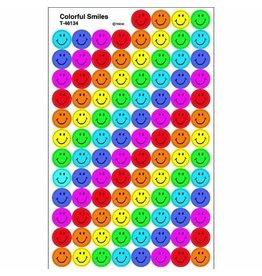 TREND Enterprises STICKERS-SUPERSPOTS, COLOURFUL SMILES