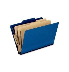 Pendaflex FOLDER-CLASSIFICATION, LEGAL 2 DIVISION, BLUE -2257BL