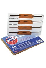 """TOPS Products FASTENER-ADHESIVE 2"""" PEEL AND PRESS, 48/PACK"""