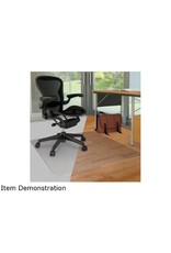 Deflecto CHAIRMAT-DUOMAT, CARPET/HARD FLOOR 46X60