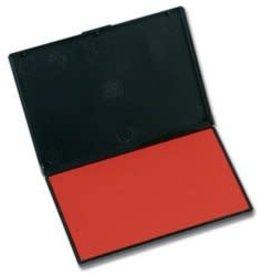 Trodat STAMP PAD-FELT, 2-5/8 X4-3/8 RED -9052