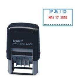 Trodat DATER-PRINTY, PAID  -4750/L2  64298