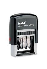 Trodat DATER-PRINTY, 4MM ENGLISH  -4820