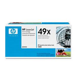 HP LASER TONER-HP #49X BLACK HIGH YIELD