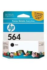 HP INKJET CARTRIDGE-HP #564 BLACK