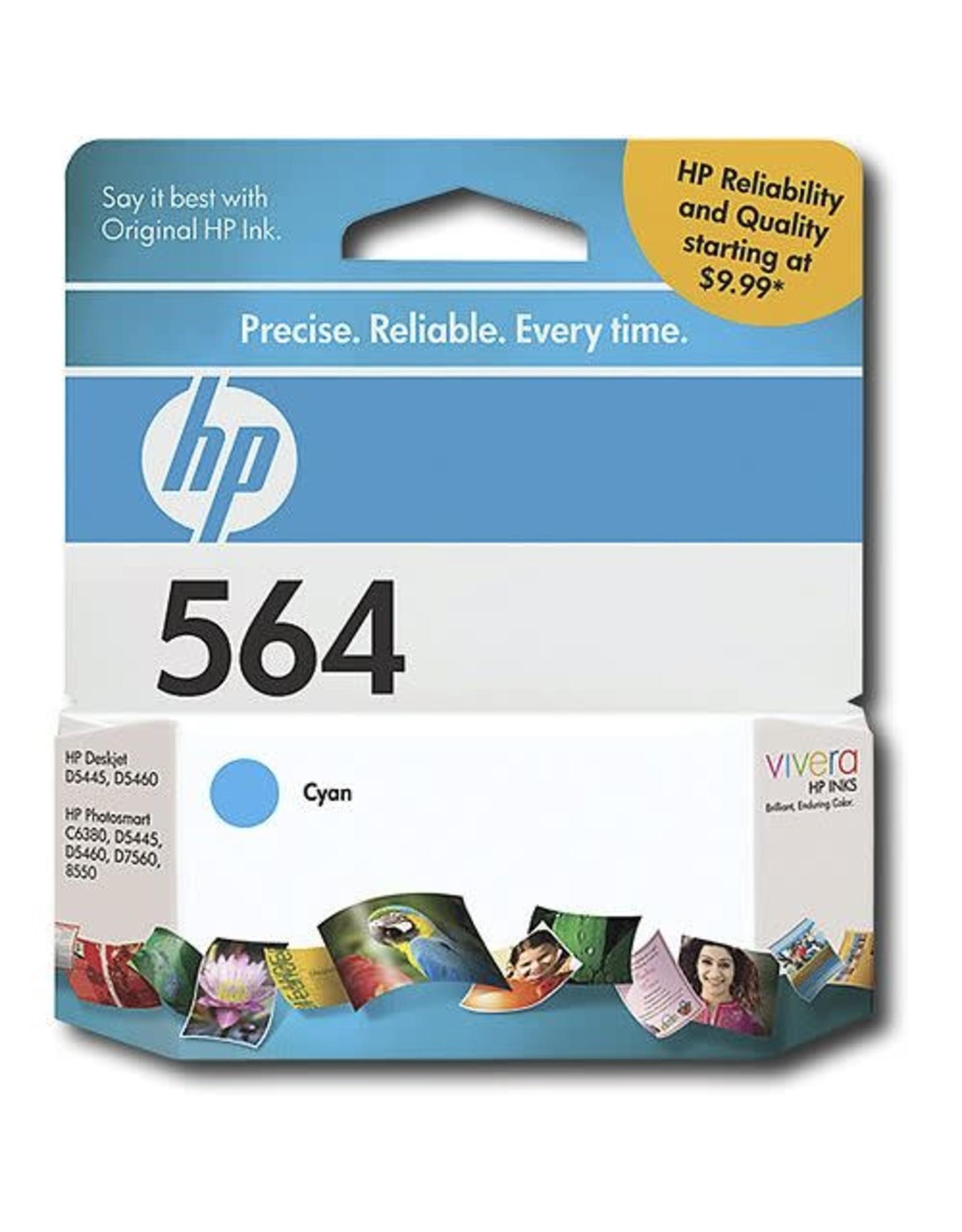 Ingram Micro INKJET CARTRIDGE-HP #564 CYAN