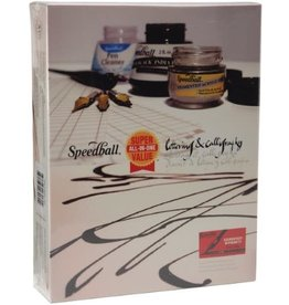 Speedball Art CALLIGRAPHY KIT-SUPER VALUE LETTERING