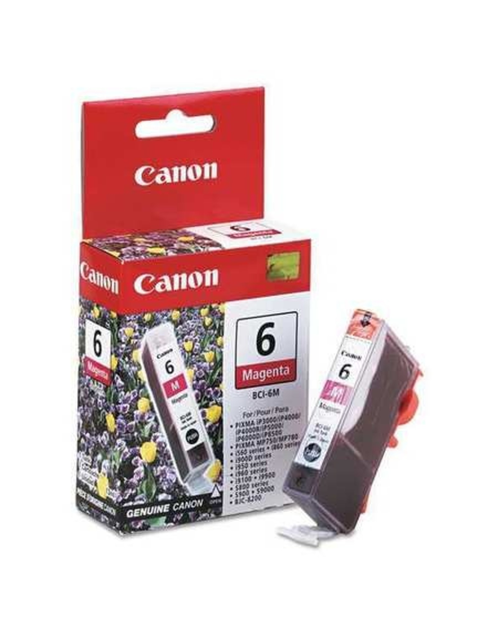 SYNNEX INK TANK-CANON #BCI6M MAGENTA