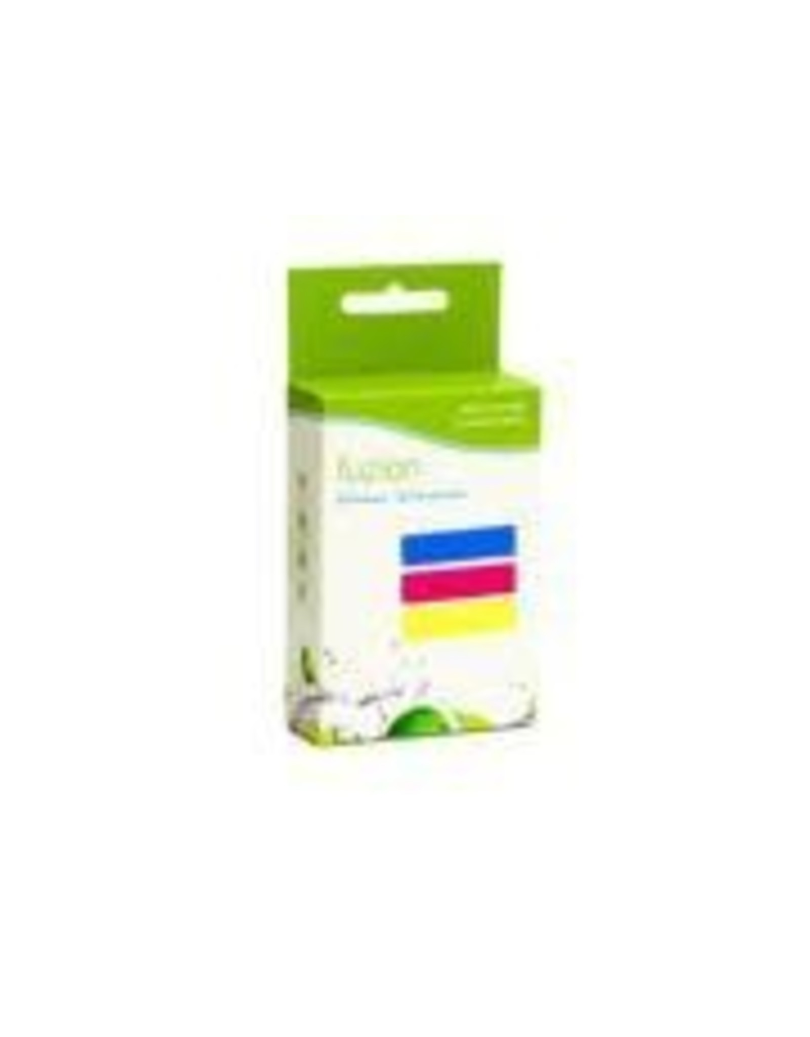 Genuine Supply INKJET CARTRIDGE-HP #63XL F6U63AN COMPATIBLE, TRI-COLOUR