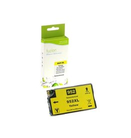 Genuine Supply INKJET CARTRIDGE-HP #952XL L0S67AN COMPATIBLE YELLOW