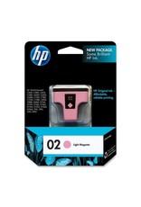 HP INKJET CARTRIDGE-HP #02 LIGHT MAGENTA