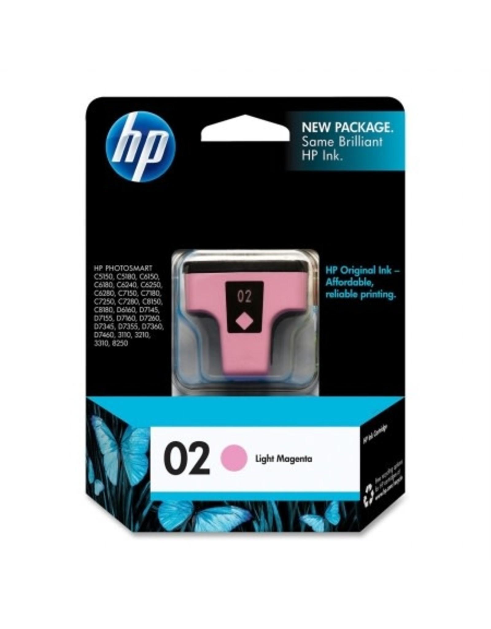 Ingram Micro INKJET CARTRIDGE-HP #02 LIGHT MAGENTA