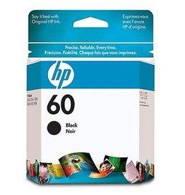 HP INKJET CARTRIDGE-HP #60 BLACK