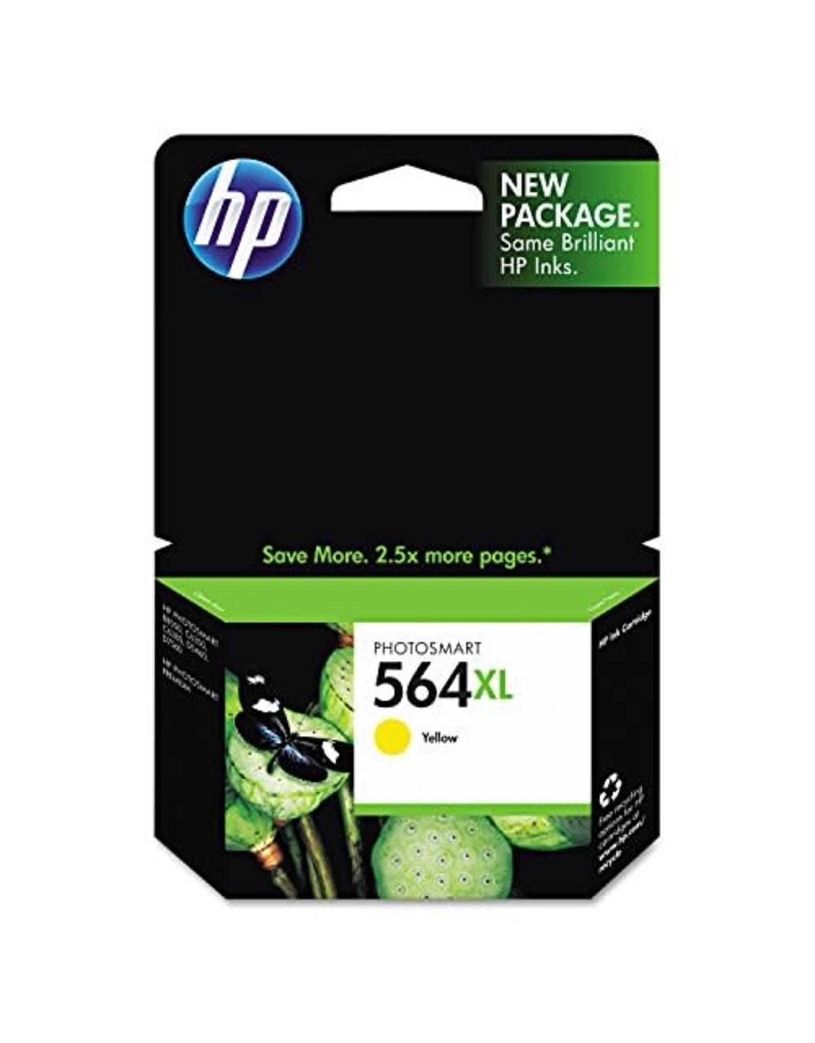 Ingram Micro INKJET CARTRIDGE-HP #564XL YELLOW HIGH YIELD