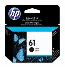 HP INKJET CARTRIDGE-HP #61 BLACK