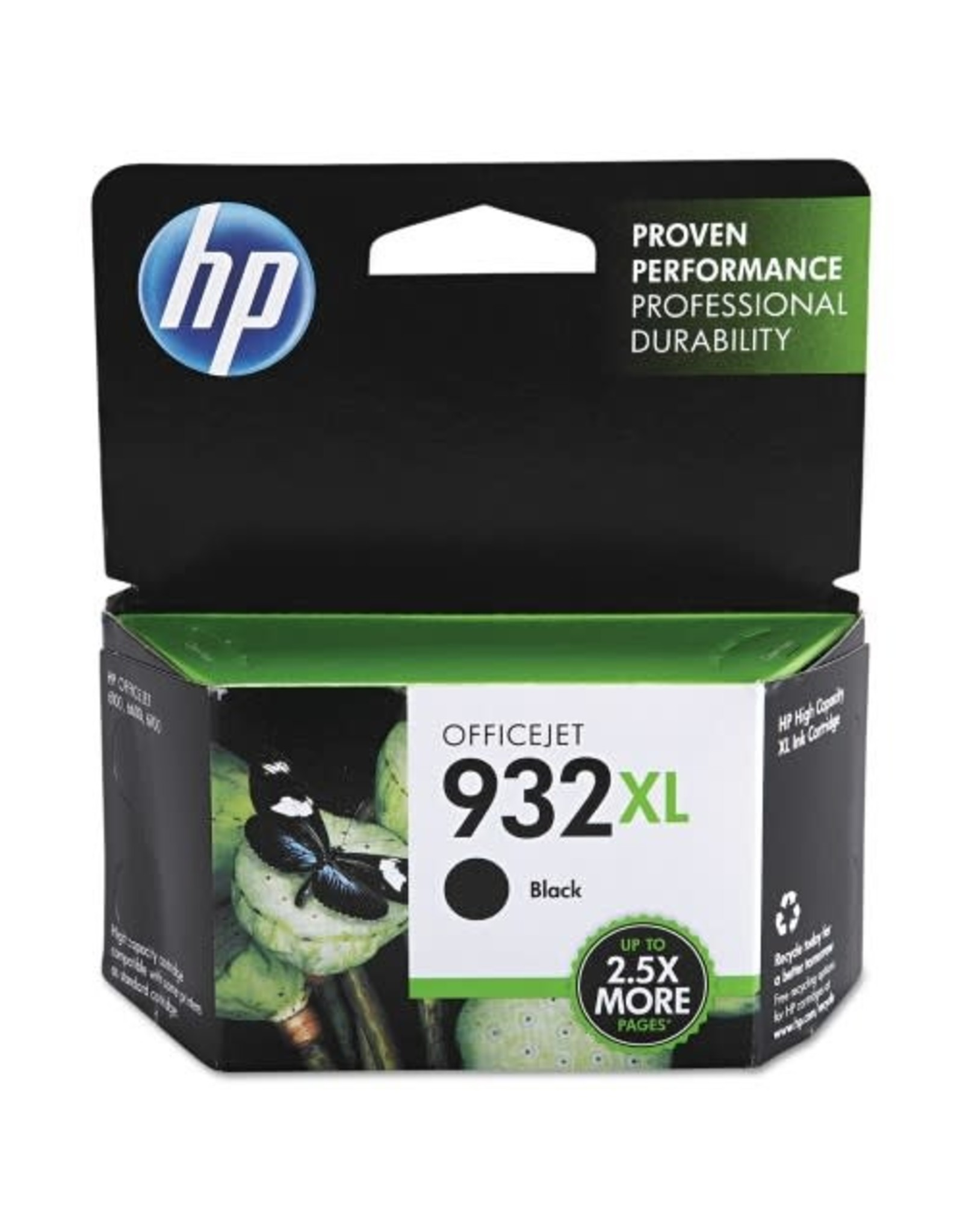 HP INKJET CARTRIDGE-HP #932XL BLACK HIGH YIELD