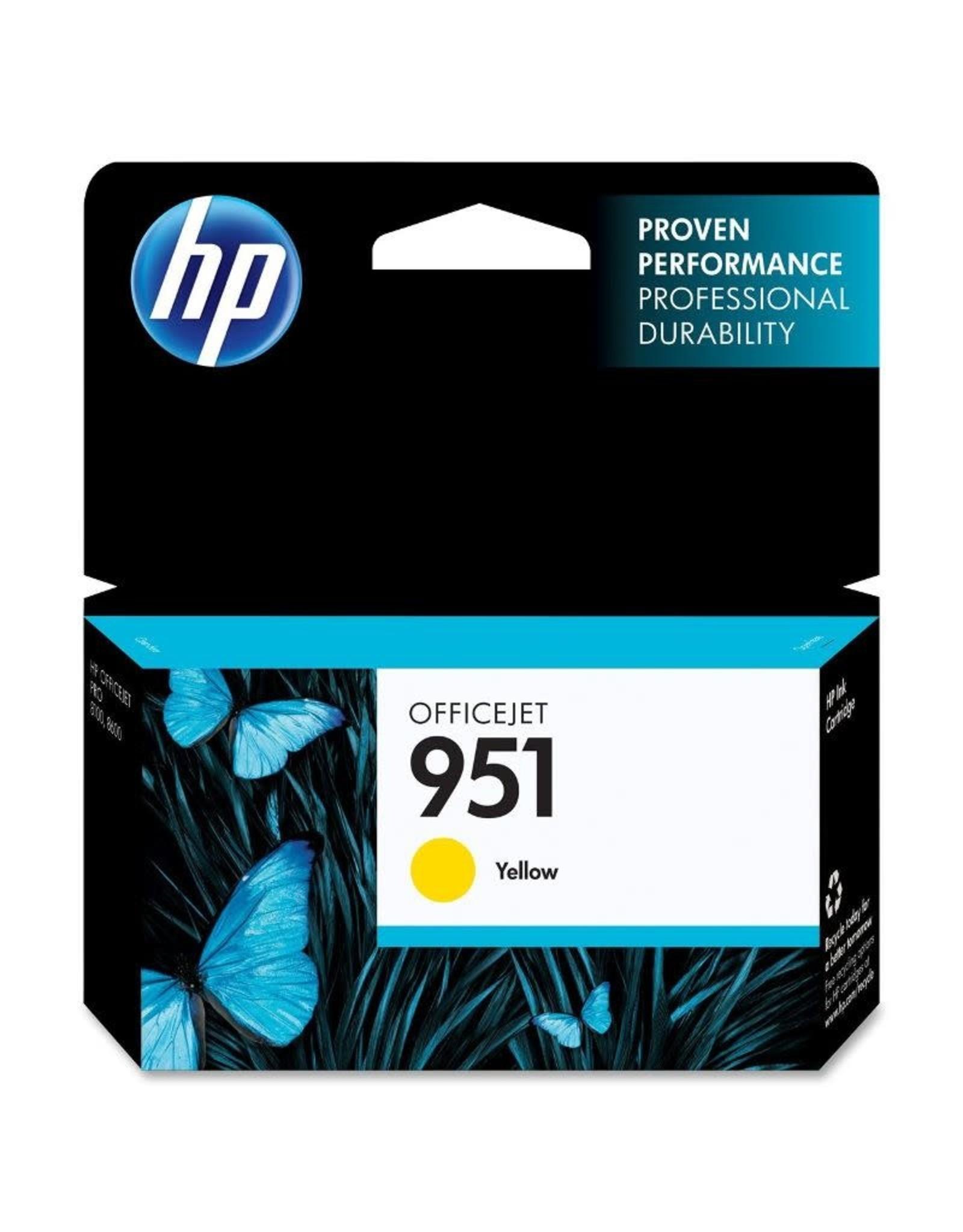 Ingram Micro INKJET CARTRIDGE-HP #951 YELLOW
