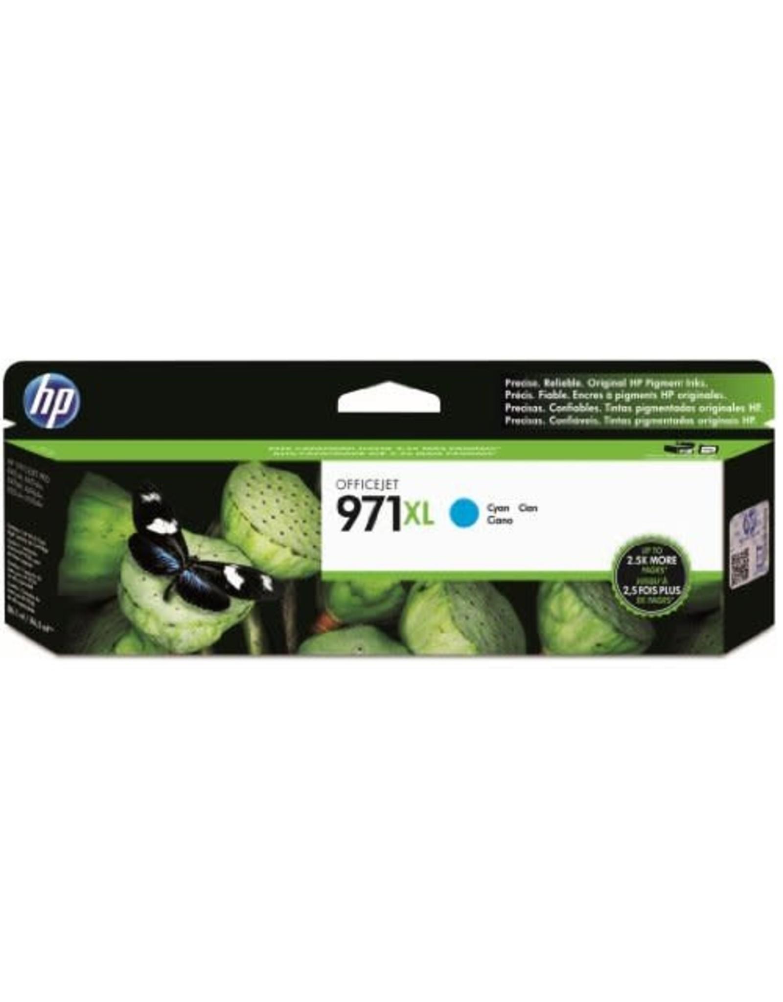 Ingram Micro INKJET CARTRIDGE-HP #971XL CYAN HIGH YIELD