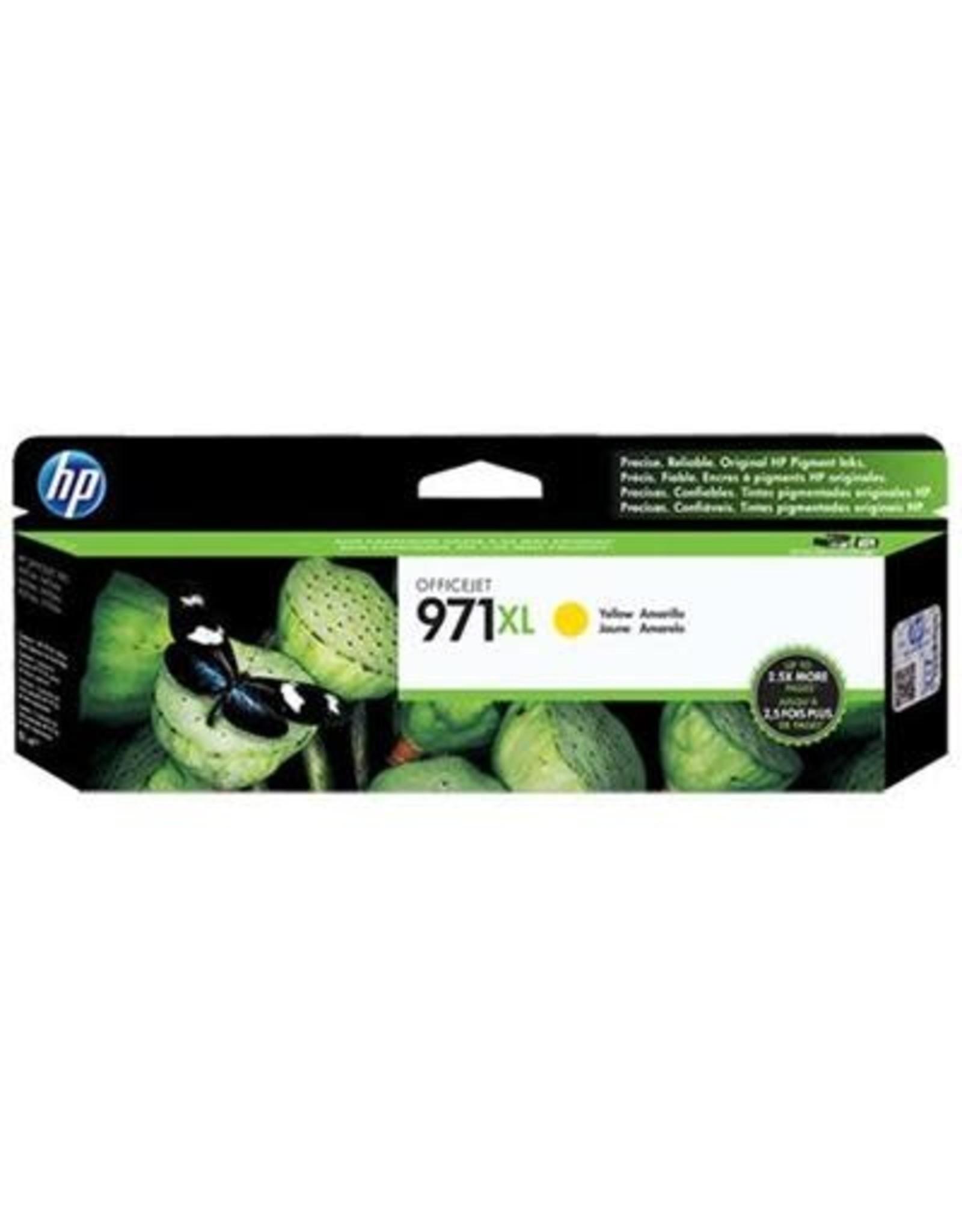 Ingram Micro INKJET CARTRIDGE-HP #971XL YELLOW HIGH YIELD