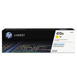 HP LASER TONER-HP #410A YELLOW