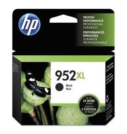 HP INKJET CARTRIDGE-HP #952XL BLACK HIGH YIELD