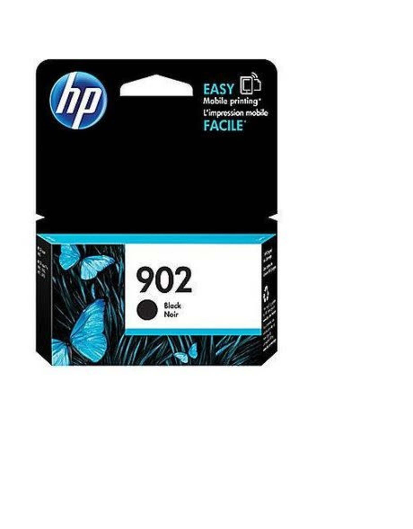 HP INKJET CARTRIDGE-HP #902 BLACK